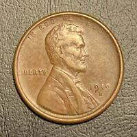 1919 S LINCOLN WHEAT CENT