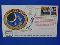 USA SPACE COVER 1971 CARRIED TO THE MOON ABOARD APOLLO 14 ON
