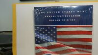 2007 US MINT ANNUAL UNC. DOLLAR SET UNOPENED LIKE I RECEIVED