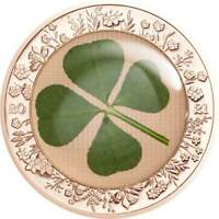 OUNCE OF LUCK 1 OZ PROOF SILVER COIN 5$ PALAU 2021