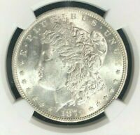 1879-O VAM 4  NGC MINT STATE 61 MORGAN SILVER DOLLAR - GENE L HENRY LEGACY COLLECTION