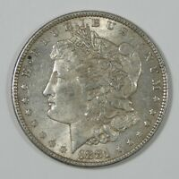 1881-O MORGAN DOLLAR ALMOST UNCIRCULATED SILVER DOLLAR