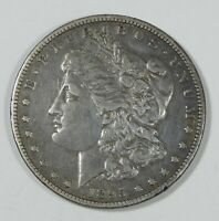 1895-O MORGAN DOLLAR EXTRA FINE SILVER DOLLAR  DESIRABLE DATE