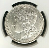 1899-O VAM 31 NGC AU 53 MORGAN SILVER DOLLARGENE L HENRY LEGACY COLLECTION003
