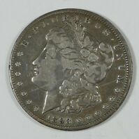 1893-O MORGAN DOLLAR  FINE SILVER DOLLAR  DESIRABLE DATE