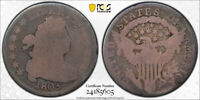 1805 10C 5 BERRIES DRAPED BUST DIME PCGS G 4 GOOD EARLY AMERICAN U.S TYPE COIN