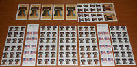 US $137.50 FACE LOT OF 14 PANES SELF ADHESIVE 250 FOREVER ST