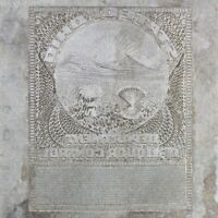 AMERICAN BANK NOTE COMPANY: OHIO PRINTING PLATE   ABNC STAMP