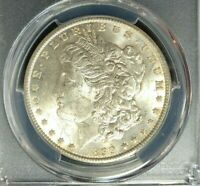 1899-O MORGAN SILVER DOLLAR  PCGS MINT STATE 62 BEAUTIFUL COIN REF3702