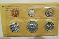 1961 PROOF SET PROOF SILVER COIN SET FROM AN ESTATE