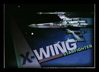 DR JIM STAMPS X WING STARFIGHTER STARS MOVIE US FIRST DAY CA