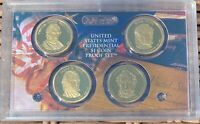 2009 S UNITED STATES MINT PRESIDENTIAL DOLLAR COIN SET   4 C