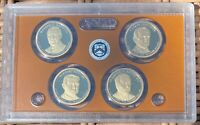2014 S UNITED STATES MINT PRESIDENTIAL DOLLAR COIN SET   4 C