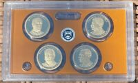 2013 S UNITED STATES MINT PRESIDENTIAL DOLLAR COIN SET   4 C