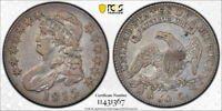1815/2 50C CAPPED BUST HALF DOLLAR PCGS VF 30  FINE TO EXTRA FINE 1815