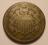 1869 TWO CENT SHIPS FREE