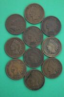 1897 1898 1899 1900 1901 1902 1903 1905 1906 1907 INDIAN HEAD CENTS PENNIES 15