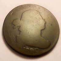 1800/79  LARGE CENT OVERDATE S196 R1 NICE