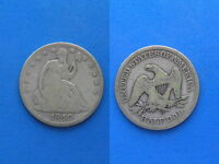 1849 O 50C SEATED LIBERTY HALF DOLLAR. MORE PHOTOS BELOW DESCRIPTION