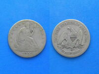 1849 O 50C SEATED LIBERTY HALF DOLLAR USA MORE PHOTOS BELOW DESCRIPTION