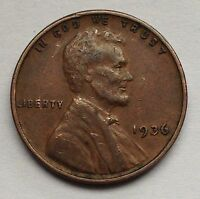 L1 USA   1936 PENNY   1 CENT