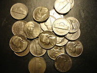 HIGH GRADE NICKEL LOT   MIX OF 1960 2000 COINS     21 COINS