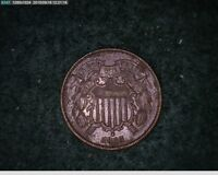 1865 TWO CENT CIVIL WAR COIN   75-125