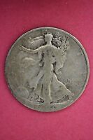 1940-S WALKING LIBERTY WALKER HALF DOLLAR HALVE SILVER FLAT RATE SHIPPING 044