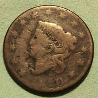 1820 LARGE CENT BETTER DATE