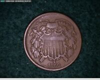 1866 2C TWO CENT   4-166