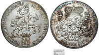 NETHERLANDS. HOLLAND. AR DUCATONE CALLED: SILVER RIDER 1771. NGC XF45