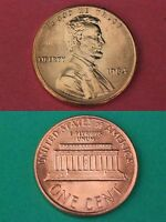 1984 P LINCOLN MEMORIAL CENT GEM BRILLIANT UNCIRCULATED FLAT RATE SHIPPING
