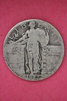 1927-P STANDING LIBERTY QUARTER EXACT COIN PICTURED FLAT RATE SHIPPING COIN 015