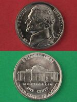 WHOLESALE LOT OF 10 1979D BU JEFFERSON NICKELS FROM MINT SETS FLAT RATE SHIPPING