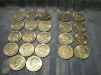 EISENHOWER DOLLAR LOT OF 22 BICENTENNIAL 1776 1976 COINS
