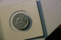 CANADA 5 CENTS 1947 MAPLE LEAF A47 1987