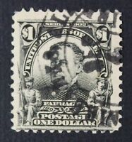 CKSTAMPS: US STAMPS COLLECTION SCOTT311 $1 USED CV$95
