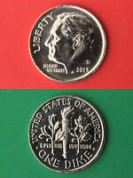 2013 D BU ROOSEVELT DIME FROM UNCIRCULATED MINT SETS FLAT RATE SHIPPING