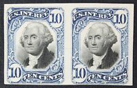 CKSTAMPS: US REVENUES STAMPS COLLECTION SCOTTR109P4 UNUSED H NG PROOF