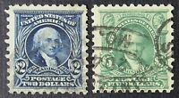 CKSTAMPS: US STAMPS COLLECTION SCOTT479 480 2 USED CV$75