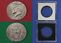 1993 D JOHN KENNEDY HALF DOLLAR WITH 2X2 CASE FROM MINT SET FLAT RATE SHIPPING
