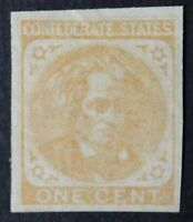 CKSTAMPS: US CONFEDERATE STATES STAMPS COLLECTION SCOTT14 UNUSED NG