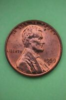 1959D LINCOLN MEMORIAL CENT UNCIRCULATED EXACT COIN SHOWN FLAT RATE SHIPPING 06