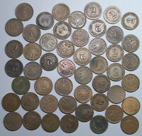 1800S 1900S GERMANY 2 PFENNIG KAISER REICH LOT OF 150 COINS 17022402R