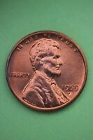 1959D LINCOLN MEMORIAL CENT UNCIRCULATED EXACT COIN SHOWN FLAT RATE SHIPPING 09