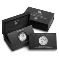 2017 US 225TH ANNIVERSARY AMERICAN LIBERTY SILVER MEDAL PROOF  17XB