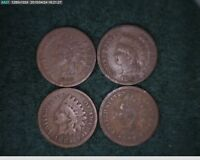 1882 1883 1884 1885 INDIAN HEAD CENTS   49 112