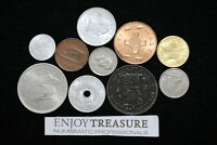 WORLD COINS USEFULL LOT LACQUERED FOR PRESERVATION A72 ZA20