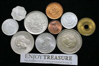 WORLD COINS USEFULL LOT LACQUERED FOR PRESERVATION A72 ZM7