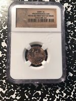 2009 U.S. LINCOLN CENT PENNY NGC MS66 RED LOTG563 'PROFESSIONAL LIFE'